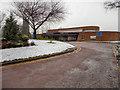 SD7807 : Radcliffe Civic Suite, March 2016 by David Dixon