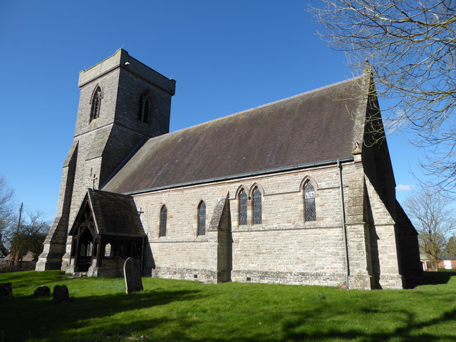 Abberton Worcestershire Family History Guide