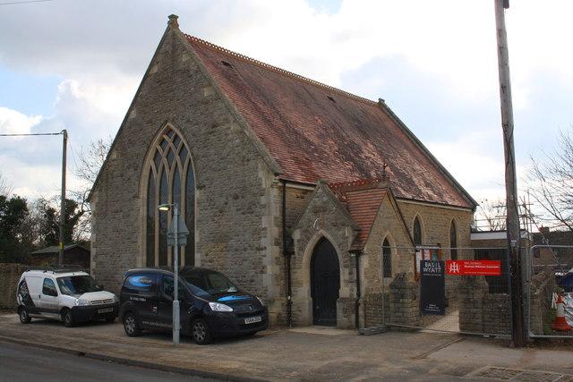 Long Hanborough Methodist Church, Main Road