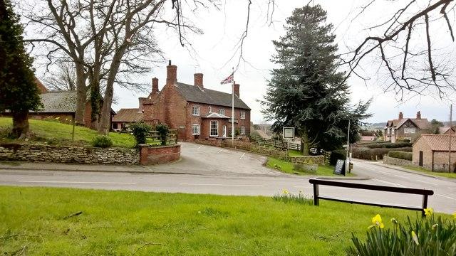 Dovecote Inn, Laxton
