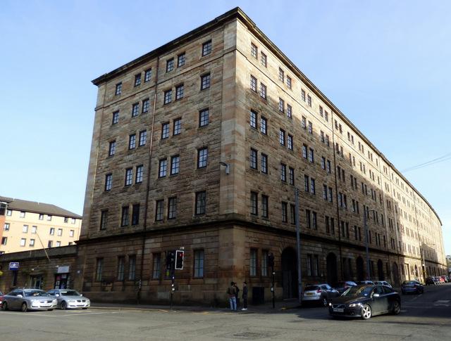 Bell Street warehouse
