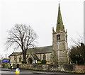 SK8251 : St Giles' church, Balderton by Julian P Guffogg