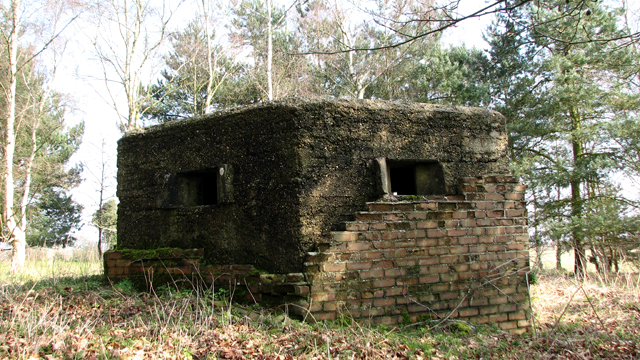 WW2 Pillbox