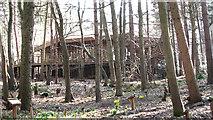 TG1607 : Woodland Hall at GreenAcres by Evelyn Simak