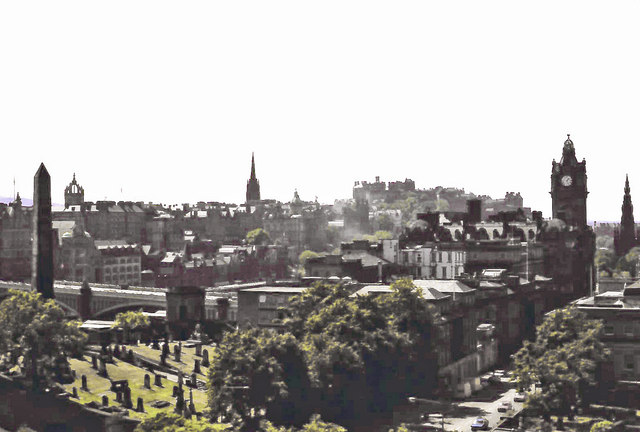Edinburgh Spires