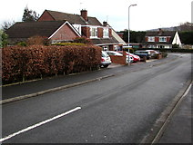 ST3091 : Houses on the north side of Harding Avenue, Malpas, Newport by Jaggery