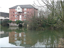 TM1245 : Sproughton Mill by Humphrey Bolton