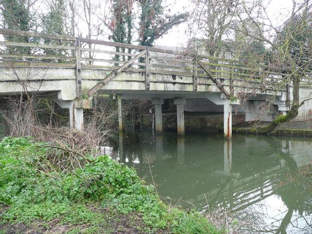 Sproughton Bridge