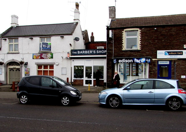 The Barber's Shop, Station Road, Yate