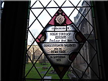 SO8554 : Worcester Cathedral: memorial (24) by Basher Eyre
