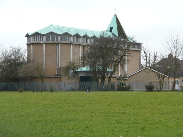 St Mary's Church, South Ruislip