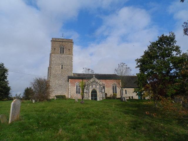 St Mary, Sweffling
