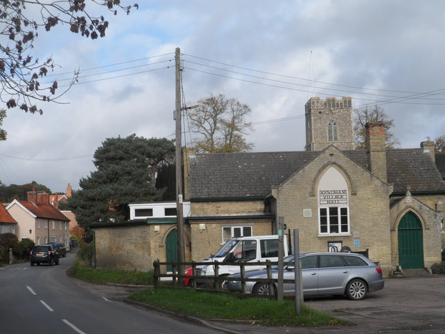 Rendham village hall