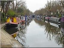 TQ2681 : Little Venice by Oliver Dixon