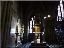 SO8554 : Inside Worcester Cathedral (iii) by Basher Eyre