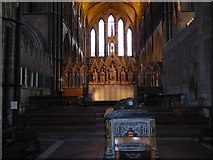 SO8554 : Inside Worcester Cathedral (xii) by Basher Eyre