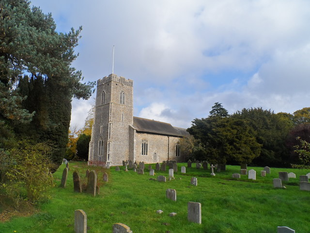St Michael's church, Rendham