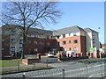 SJ9302 : Wulfrun Rose Nursing Home by John M