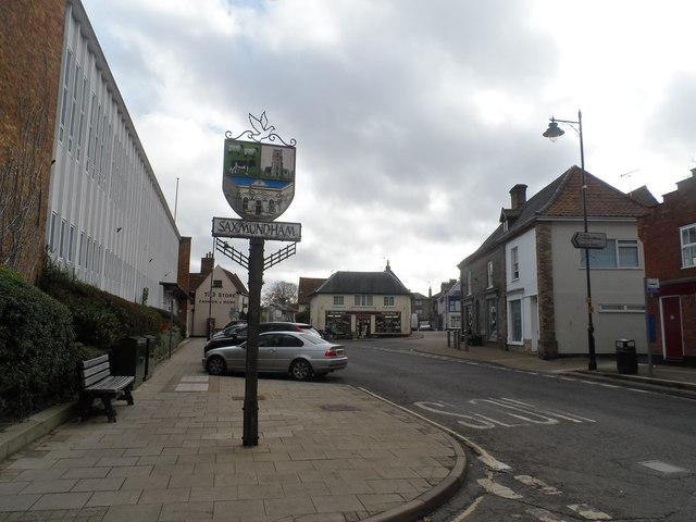 Saxmundham, High Street