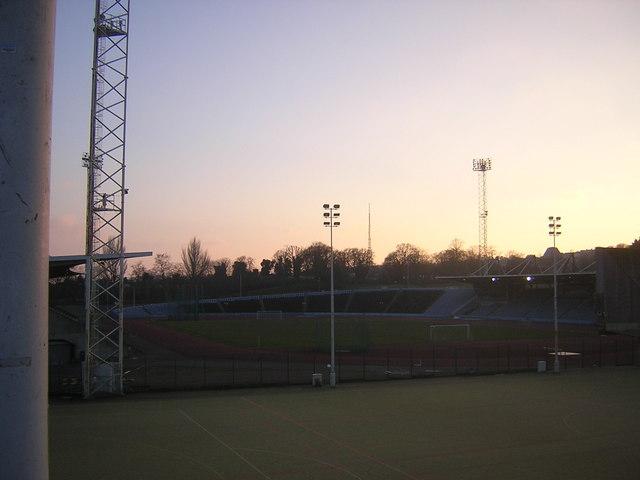 National Sports Centre, Crystal Palace Park