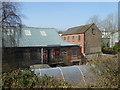 SK2853 : Breasley Pillows, Water Lane, Wirksworth by Chris Allen