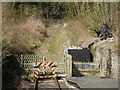 SK2854 : End of the line - Ecclesbourne Valley Railway by Chris Allen