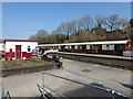 SK2854 : Ecclesbourne Valley Railway - Wirksworth Station by Chris Allen