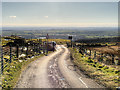SD6512 : Looking Back towards Horwich by David Dixon