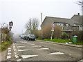 TL0427 : Church Road, Upper Sundon by Robin Webster