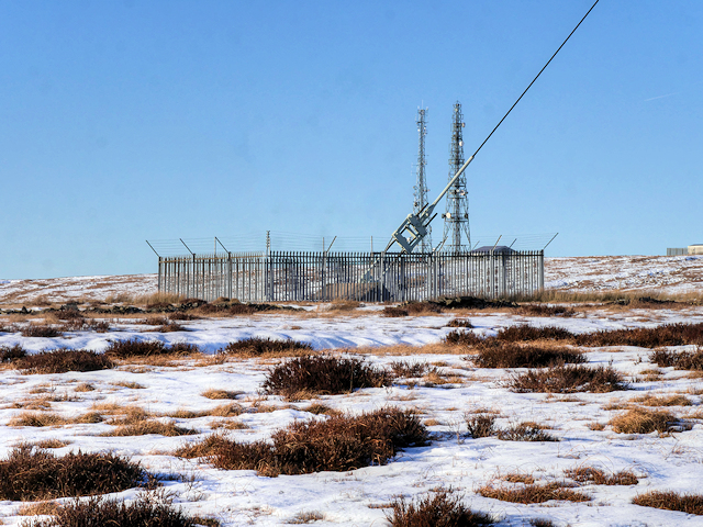 Winter Hill Transmitter Support