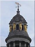 TQ2882 : The steeple of St Marylebone Parish Church by Oliver Dixon