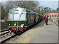 SK3443 : Ecclesbourne Valley Railway - Duffield Station by Chris Allen