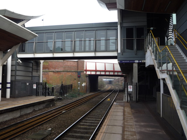 Rotherham Central Railway Station