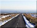SD6514 : Winter Hill Transmitter Access Road (Rotary Way) by David Dixon