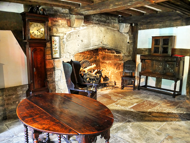 The Bower Room, Smithills Hall