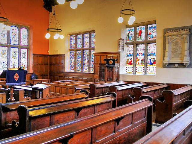 Smithills Chapel