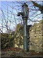 ST6665 : Village pump by Neil Owen