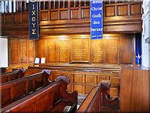 SD6911 : Smithills Chapel, The World War I Memorial by David Dixon
