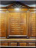 SD6911 : World War I Memorial, Smithills Chapel by David Dixon