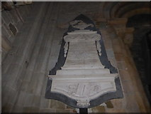 SO8554 : Worcester Cathedral: memorial (75) by Basher Eyre