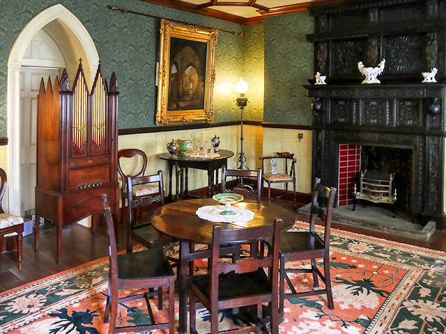 Colonel Ainsworth's Room, Smithills Hall