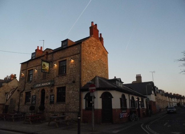The Port Mahon on St Clement's Street, Oxford