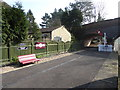 SK3046 : Ecclesbourne Valley Railway - Shottle Station by Chris Allen