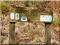 SD6713 : Roscow's Tenement Clough Sign by David Dixon