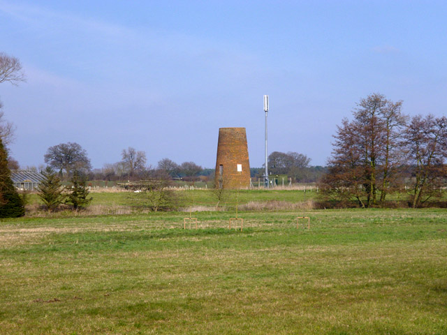 Old windmill, Shefford