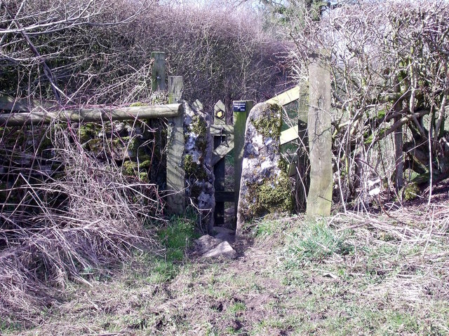 Squeeze stile and gate