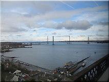 NT1378 : Hawes Pier Queensferry from the Forth Rail Bridge by John Ferguson
