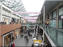 SJ3490 : Liverpool One shopping centre by Graham Robson