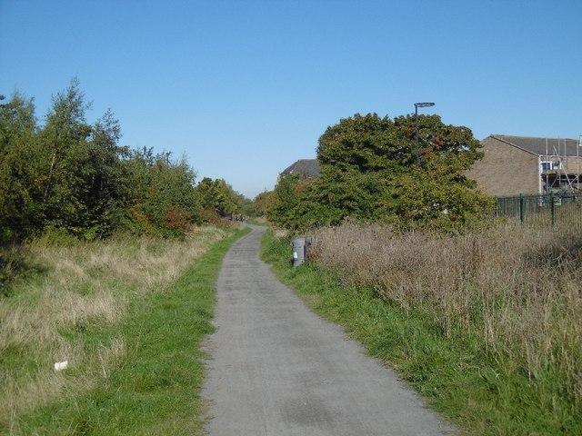 Cramlington Colliery Railway, Shiremoor