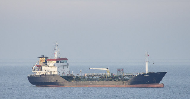 The 'Keewhit' off Bangor